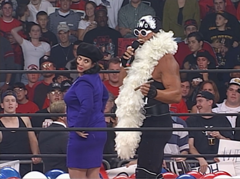 The Best And Worst Of WCW Monday Nitro 11/16/98: A Little Bit Of Monica