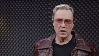 More Cowbell? Christopher Walken Has Had Enough Of Your Bovine Shenanigans