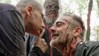 Negan Is The Perfect Troll For The Apocalypse On 'The Walking Dead'