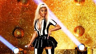 Why Nicki Minaj's Preference For 'White' Media Over 'Black' Media Makes No Sense