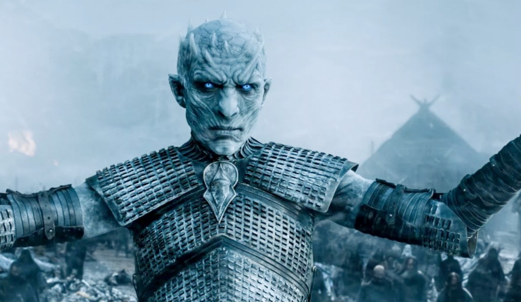 The Night King On 'Game Of Thrones' Originally Looked More Terrifying