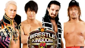 New Japan's Historic Double Championship Match For Wrestle Kingdom 14 Is Finally Official