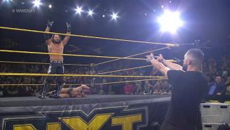 WWE NXT Results 11/6/19