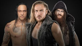 Here's Who Will Challenge For The NXT Championship At Survivor Series