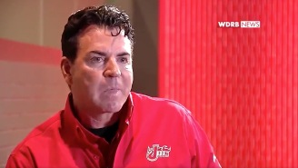 Papa John's Sweaty Interview Where He Claimed To Eat 40 Pizzas In 30 Days Has People Talking