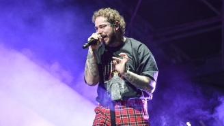 Post Malone's First Livestream Concert Will Be A Nirvana Tribute Set