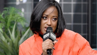Rapsody Responds To Her Grammy Snub With A Poised Message Of Encouragement