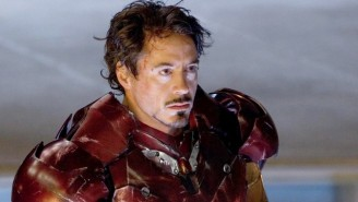 Robert Downey, Jr. Is (Briefly) Reprising His Role As Iron Man For A New Marvel Series On Disney+