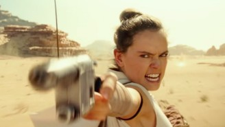 One Of The Biggest 'The Rise Of Skywalker' Questions Involving Rey Has Been Answered