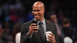 Richard Jefferson 'Knew My Time In The League Was Over' When Only The Knicks Would Offer Him A Job