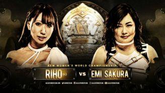 All Elite Wrestling Announced The Women's Championship Match For Full Gear