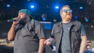 El-P Is Thrilled That Run The Jewels Were Quoted In Donald Trump's Impeachment Trial