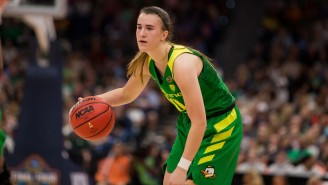 Sabrina Ionescu And Oregon Became The Second College Team To Ever Beat The US Women's Hoops Team