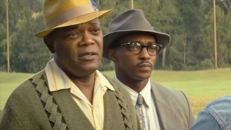 'The Banker' Trailer Stars Samuel L. Jackson And Anthony Mackie In Apple TV+'s First Theatrical Release