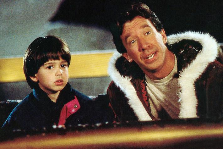 the santa clause - best christmas movies on disney plus