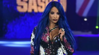 WWE Superstar Sasha Banks On Style, Evolution, And Living Her Dreams