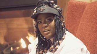Kamaiyah Hits The Studio In The Video For Her Warren G-Inspired Single, 'Back To Basics'
