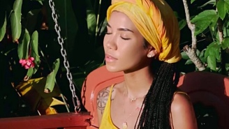 Jhene Aiko And Big Sean's Idyllic 'None Of Your Concern' Video Is Relationship Therapy