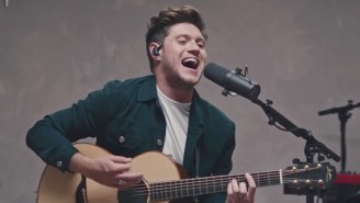 Niall Horan's Proves 'Nice To Meet Ya' Is Still Full Of Energy As An Acoustic Track