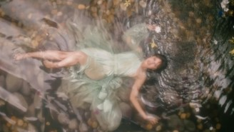 Camila Cabello Creates A Carefree Garden Of Eden In Her 'Living Proof' Video