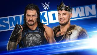WWE Friday Night Smackdown Results 11/8/19: Taped From Manchester, England
