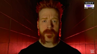 Sheamus Teased His Return On Friday Night Smackdown
