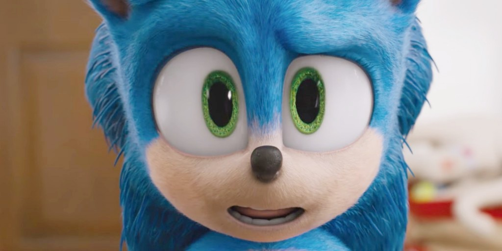 People Are Loving Sonic S Redesign In Sonic The Hedgehog Trailer