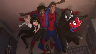The 'Spider-Man: Into The Spider-Verse' Sequel Might Feature One Of The Character's Weirdest Incarnations