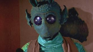 The Actor Who Played Greedo In 'Star Wars' Was Also Confused By That 'Maclunkey' Line