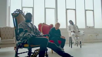Stormzy Recruits Ed Sheeran And Burna Boy For His Passionate New Single 'Own It'