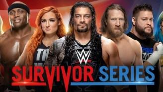 WWE Survivor Series 2019 Open Discussion Thread