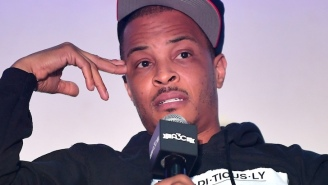 Planned Parenthood Has Beef With T.I. For Saying He Checks On His Daughter's Virginity