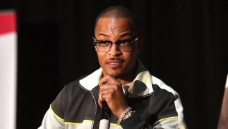 T.I. Says His Drake Mention On His New Album Wasn't A Diss: 'I Don't See How That Could Be'