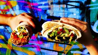 Everything Worth Ordering On Taco Bell's 'Fake Meat'-Free Vegetarian Menu