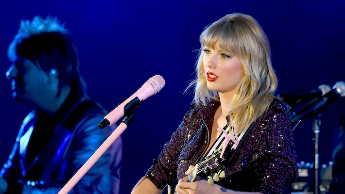 Taylor Swift Announces She Will Headline Glastonbury Festival's 50th Anniversary