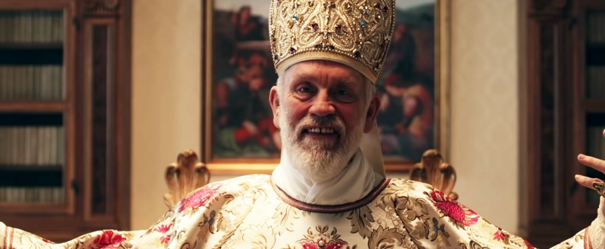 Cool Junk In The Trailer For 'The New Pope,' Ranked