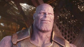 Baby Thanos Was Nearly In 'Avengers: Infinity War,' And He Looks As Creepy As You'd Imagine