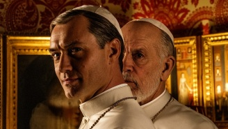 John Malkovich's Holy Father Confesses To Just About Everything In 'The New Pope' Trailer