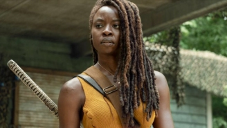 Weekend Preview: 'The Walking Dead' Careens Into A Midseason Finale, And 'Watchmen' Gets Nostalgic