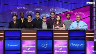 Here's Who James Holzhauer Will Face In The 'Jeopardy!' Tournament Of Champions Semifinals