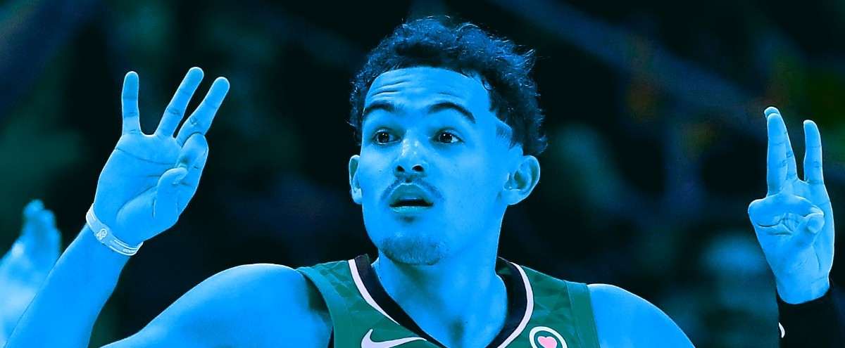 Trae Young's Improved Outside Shooting Is Making Him Even More Dangerous