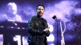 Trent Reznor's Emmy Win For The 'Watchmen' Score Brings Him One Award From An EGOT