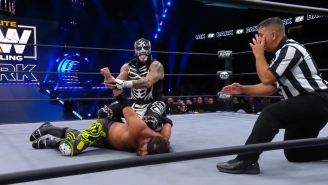 The Ins And Outs Of AEW Dark 11/26/19: Of Lucha Libre And Dead Librarians