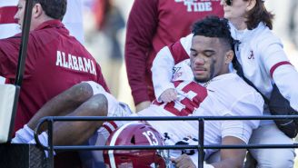 Report: Tua Tagovailoa's Season Is Over Due To A Hip Injury