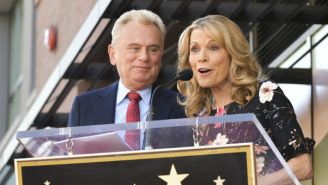 Vanna White Will Host 'Wheel Of Fortune' While Pat Sajak Recovers From Surgery