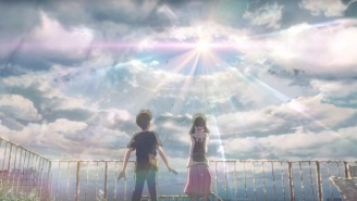 The 'Weathering With You' Trailer Showcases Japan's Visually Stunning Oscar Contender