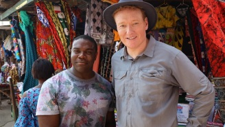 What's On Tonight: 'Conan Without Borders' Heads To Ghana With 'Detroiters' Alum Sam Richardson