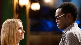 What's On Tonight: Chidi Gets Serious On The Latest 'The Good Place'