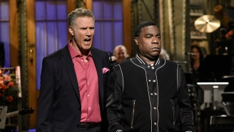 Tracy Morgan, Maya Rudolph, And Many Other 'SNL' Alums Joined The Latest Episode To Help Will Ferrell Out