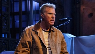 Will Ferrell Destroys The 'SNL' Set For An Unfortunate Reason Ahead Of This Week's Episode